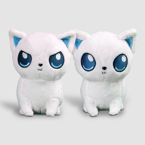 Bad Kitty Good Kitty Plushies Teeturtle Minis