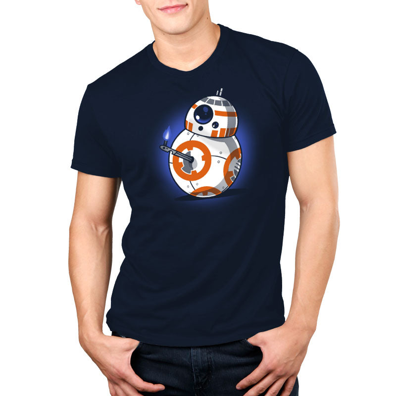 Thumbs Up! Standard T-Shirt Model Star Wars TeeTurtle