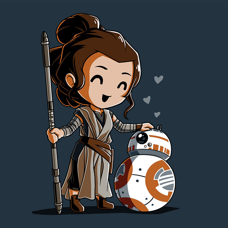 BBFFs t-shirt Star Wars TeeTurtle
