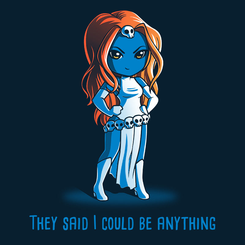 Be Anything You Want To Be T-shirt Marvel TeeTurtle