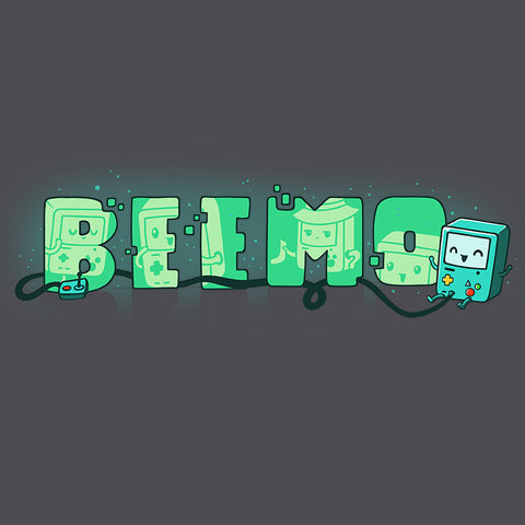 Beemo Shirt t-shirt Adventure Time TeeTurtle