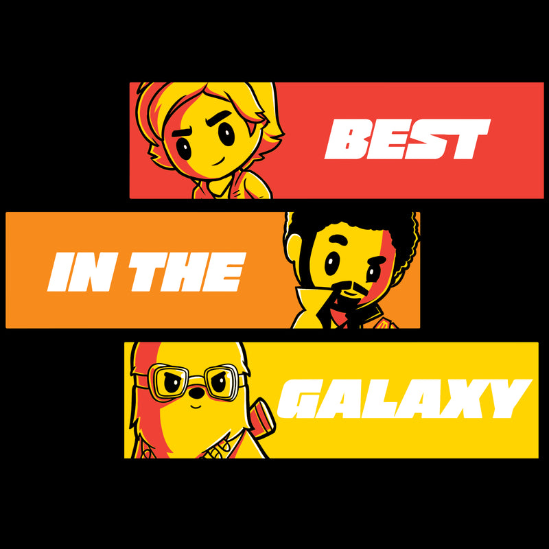 Best in the Galaxy T-Shirt Star Wars TeeTurtle