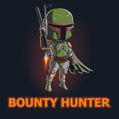 Bounty Hunter T-Shirt Star Wars TeeTurtle
