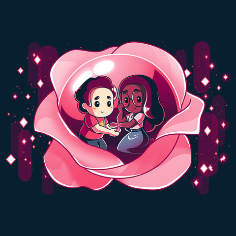 Bubble Buddies t-shirt Steven Universe TeeTurtle