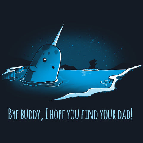 Bye Buddy T-Shirt Elf TeeTurtle