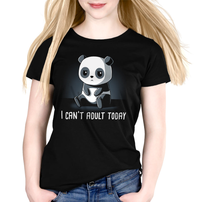 Can't Adult Today (Black)