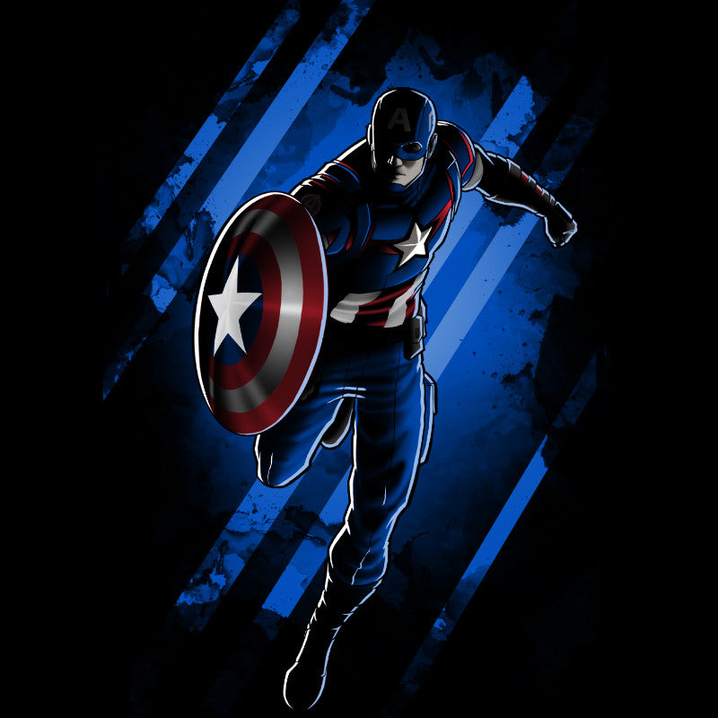 American Hero t-shirt Marvel TeeTurtle