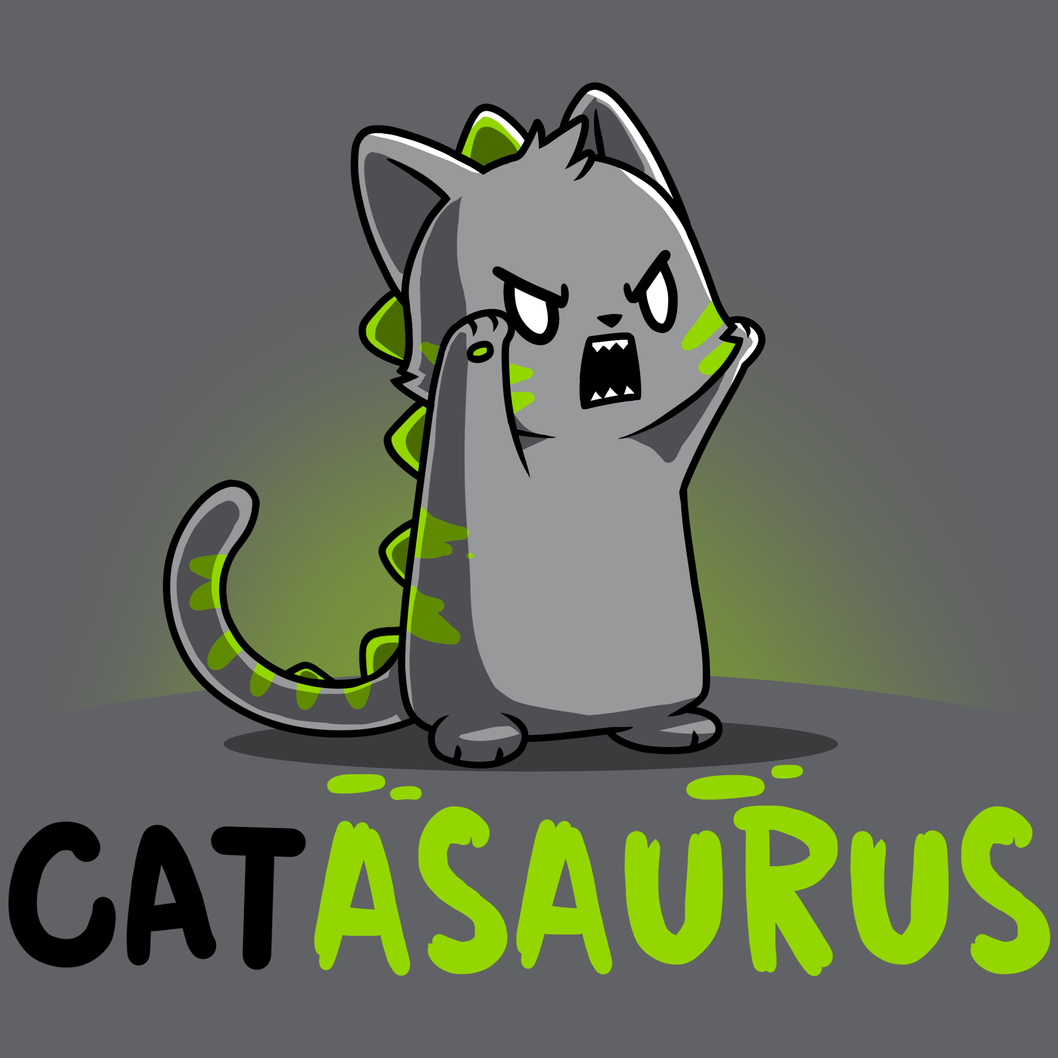 Catasaurus T-Shirt Teeturtle