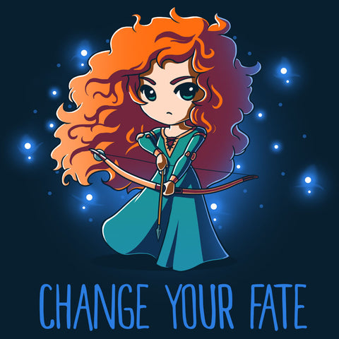 Change Your Fate T-Shirt Disney TeeTurtle