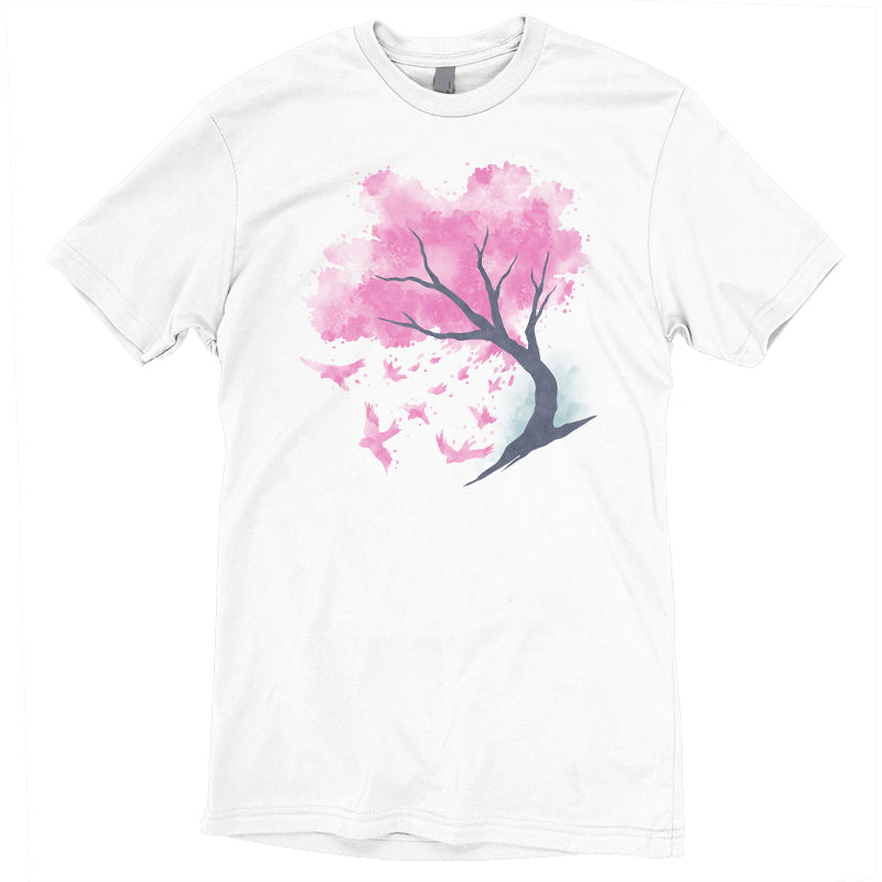 Cherry Blossoms T-Shirt TeeTurtle