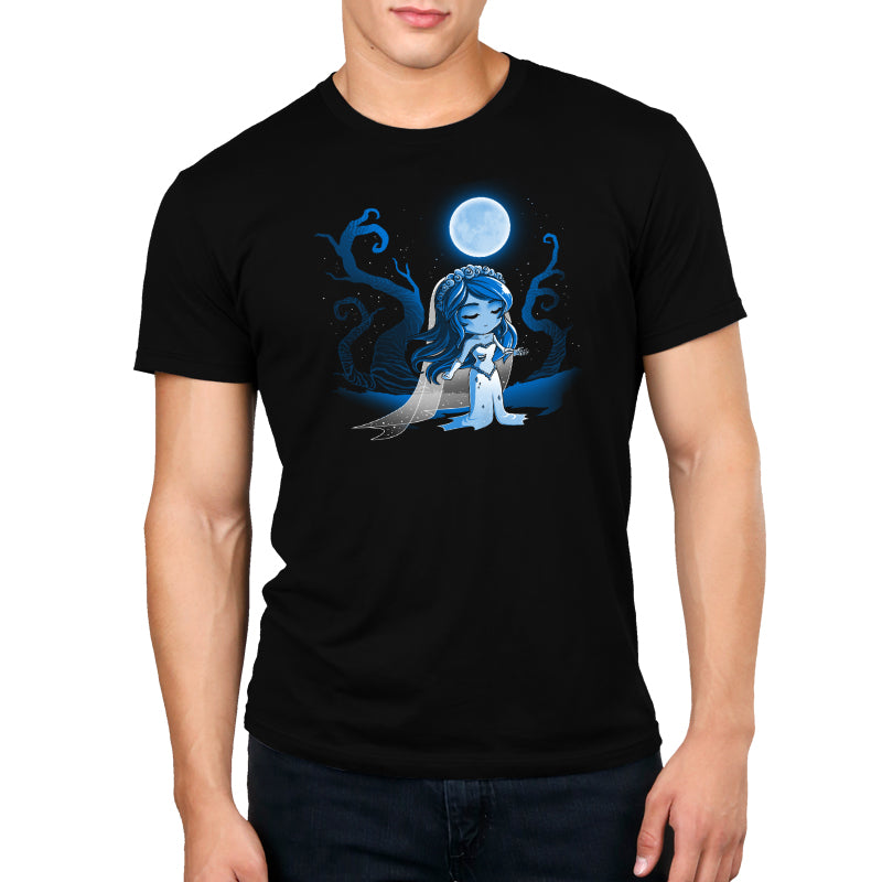 Corpse Bride Standard t-shirt model TeeTurtle