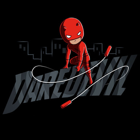 Daredevil Shirt T-Shirt Marvel TeeTurtle