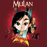 Disney Mulan T-Shirt Disney TeeTurtle