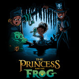 Disney The Princess and the Frog T-Shirt Disney TeeTurtle