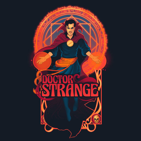 Doctor Strange Nouveau T-Shirt Marvel TeeTurtle