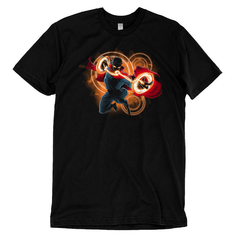 Sorcerer Supreme T-Shirt Marvel TeeTurtle