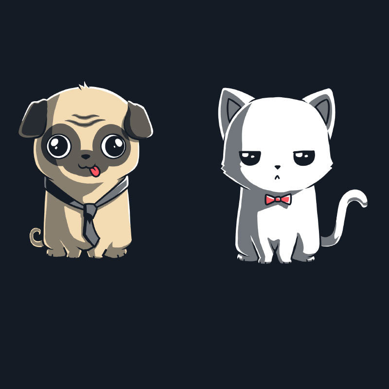 Dogs and Cats t-shirt TeeTurtle
