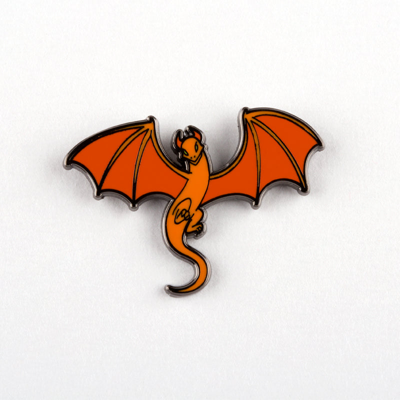 Dragon Skies Pin