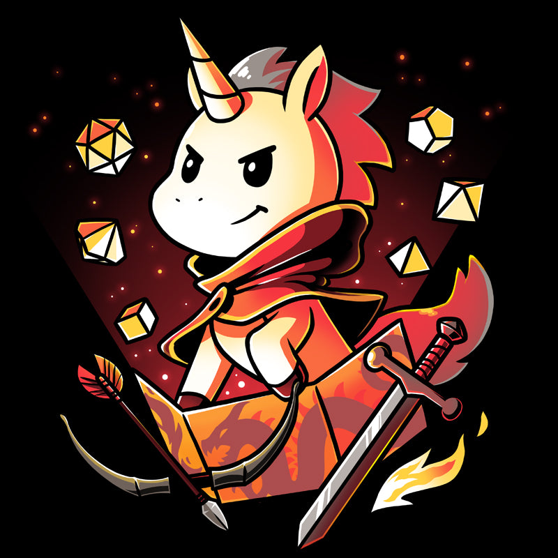 Dungeons & Unicorns T-Shirt TeeTurtle