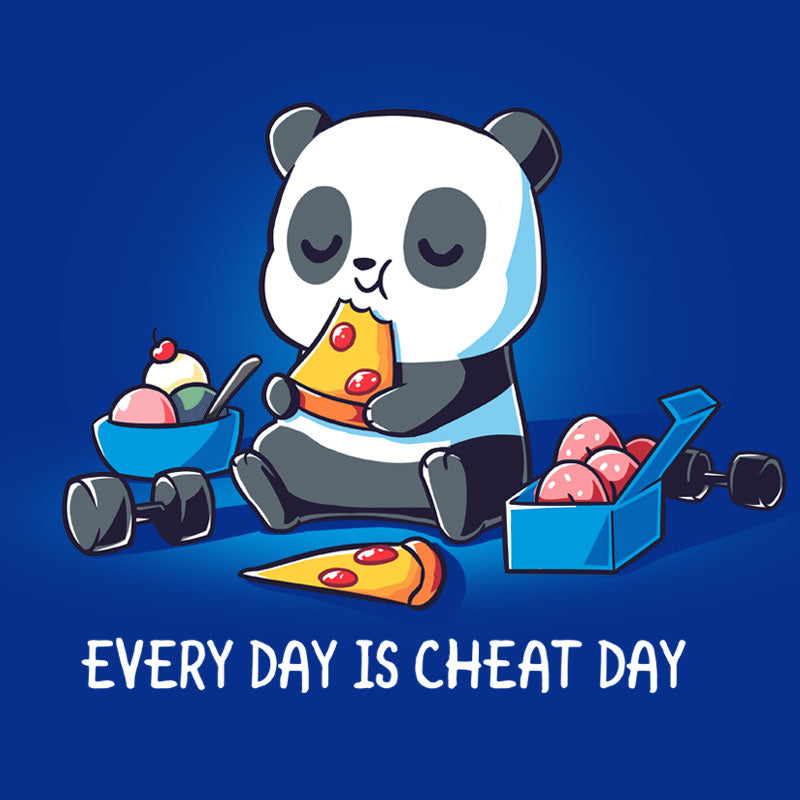 Every Day Is Cheat Day T-Shirt TeeTurtle