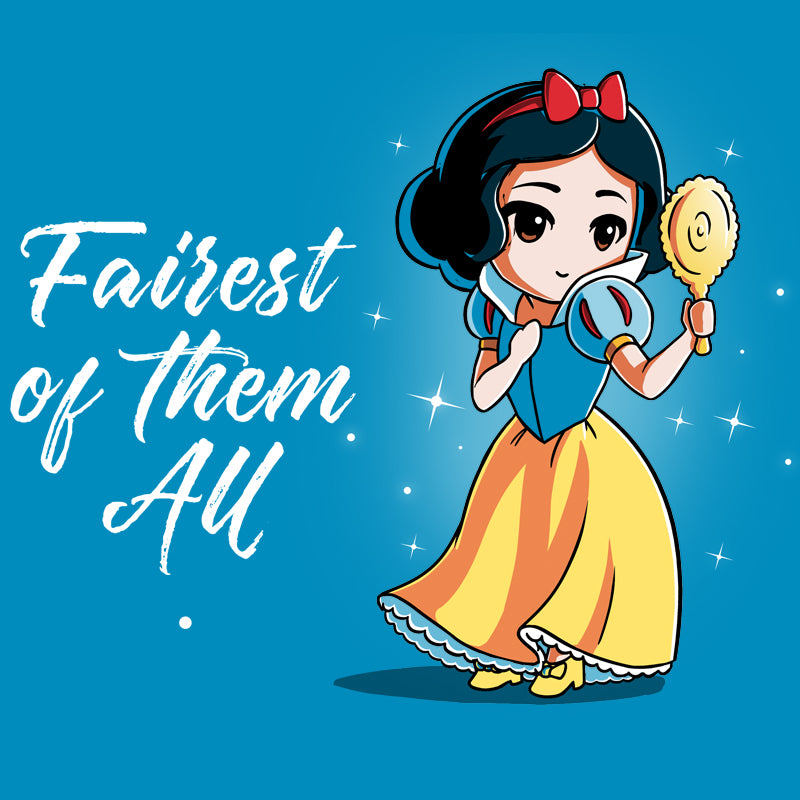 Fairest Of Them All T-Shirt Disney TeeTurtle