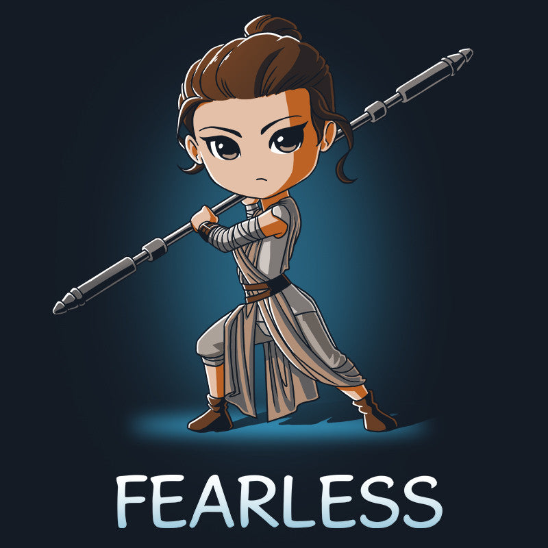 Fearless t-shirt Star Wars TeeTurtle