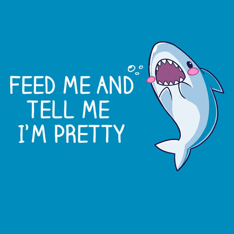 Feed Me T-Shirt TeeTurtle