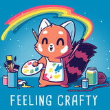 Feeling Crafty T-Shirt TeeTurtle