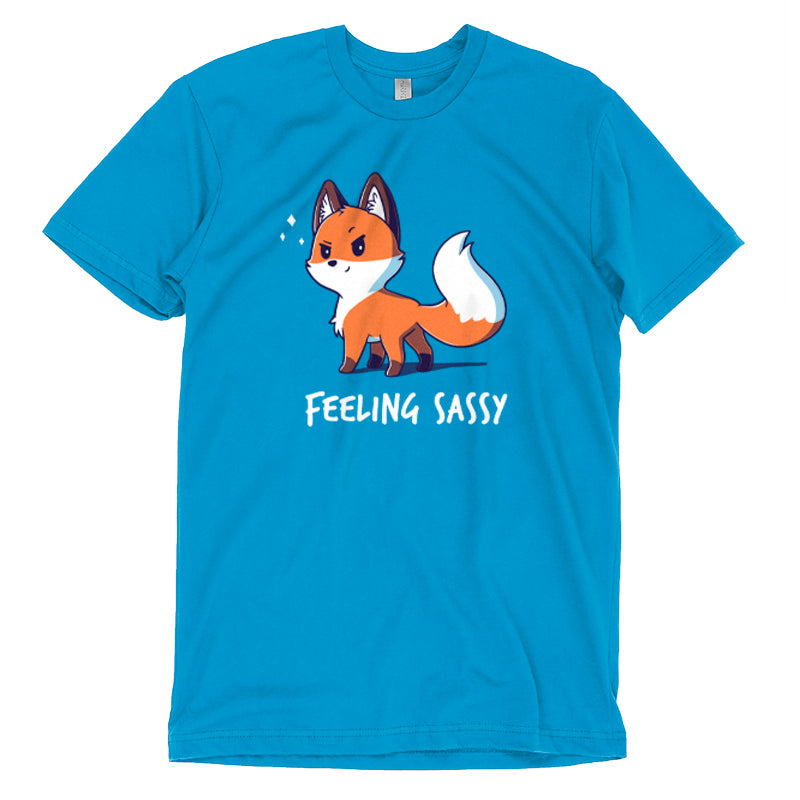 Feeling Sassy T-Shirt TeeTurtle