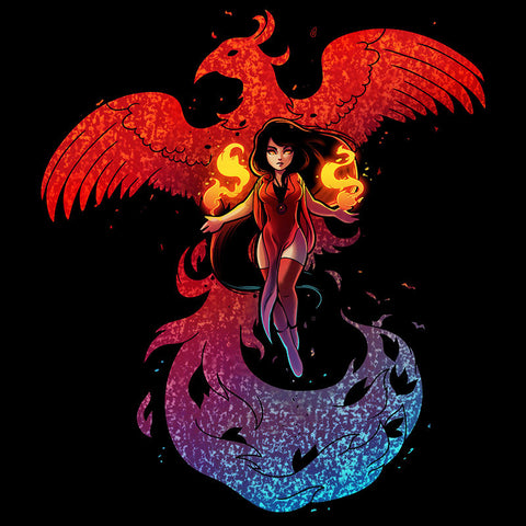 Fire Summoner T-Shirt TeeTurtle