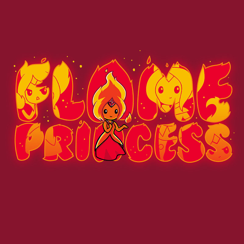 Flame Princess Shirt t-shirt Adventure Time TeeTurtle