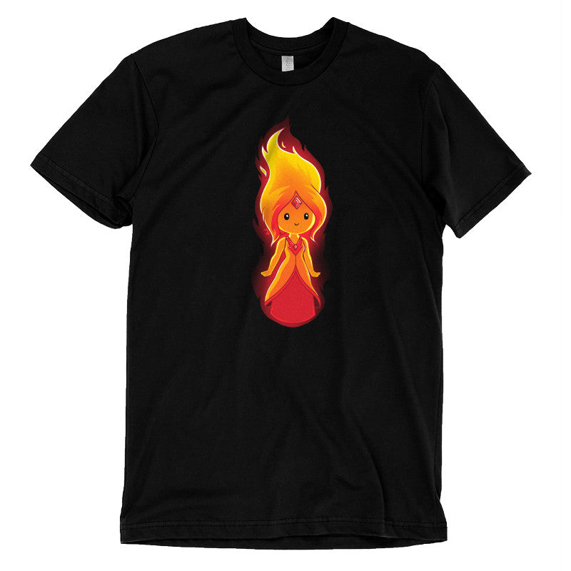 Fiery Temper t-shirt Adventure Time TeeTurtle
