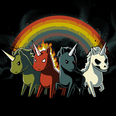 Four Unicorns of the Apocalypse