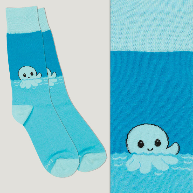 Friendly Octopus Socks