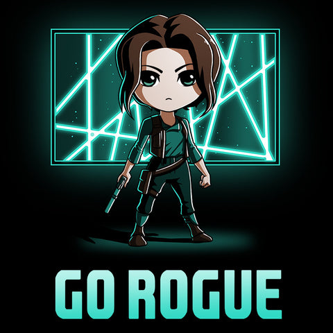 Go Rogue T-Shirt Star Wars TeeTurtle