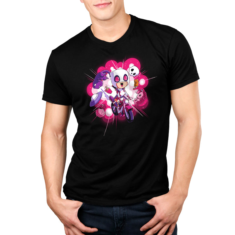 The Unbelievable Gwenpool Standard T-Shirt Model Marvel TeeTurtle
