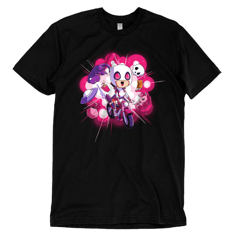 The Unbelievable Gwenpool T-Shirt Marvel TeeTurtle