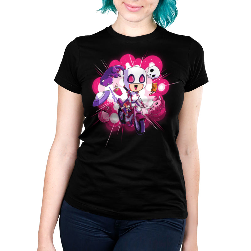 The Unbelievable Gwenpool Women's Ultra Slim T-Shirt Model Marvel TeeTurtle