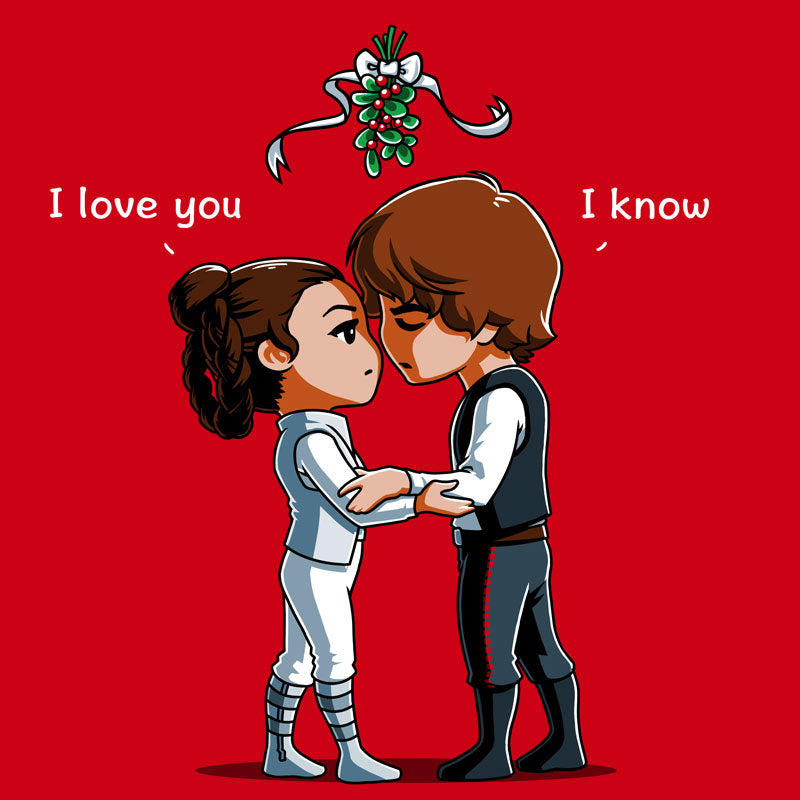 Princess Leia Han Solo I Love You