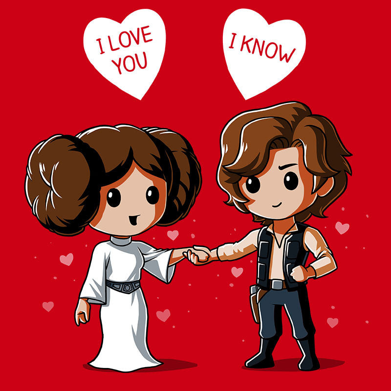 Cutest Couple In The Galaxy T Shirt Star Wars TeeTurtle ...