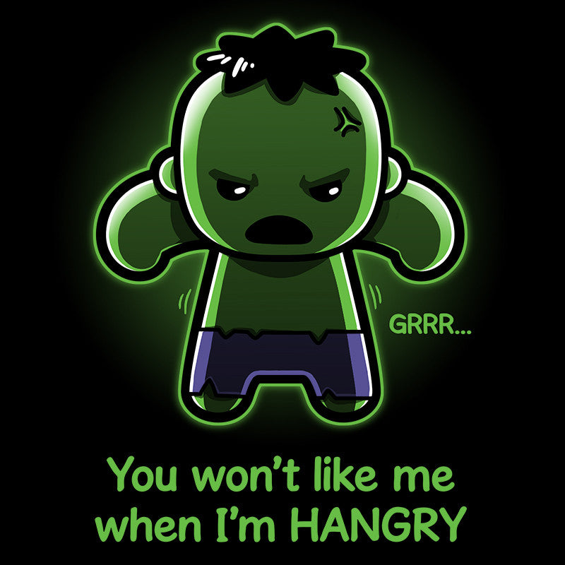 The Hangry Hulk