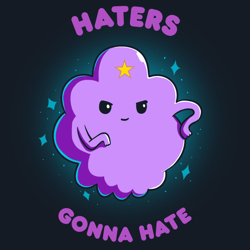 Haters Gonna Hate (LSP) T-Shirt Adventure Time TeeTurtle