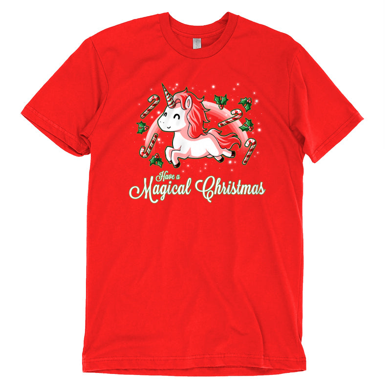 Have a Magical Christmas T-Shirt TeeTurtle