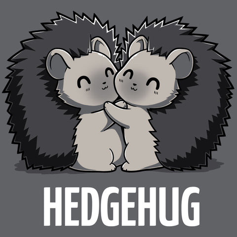 Hedgehug T-Shirt TeeTurtle