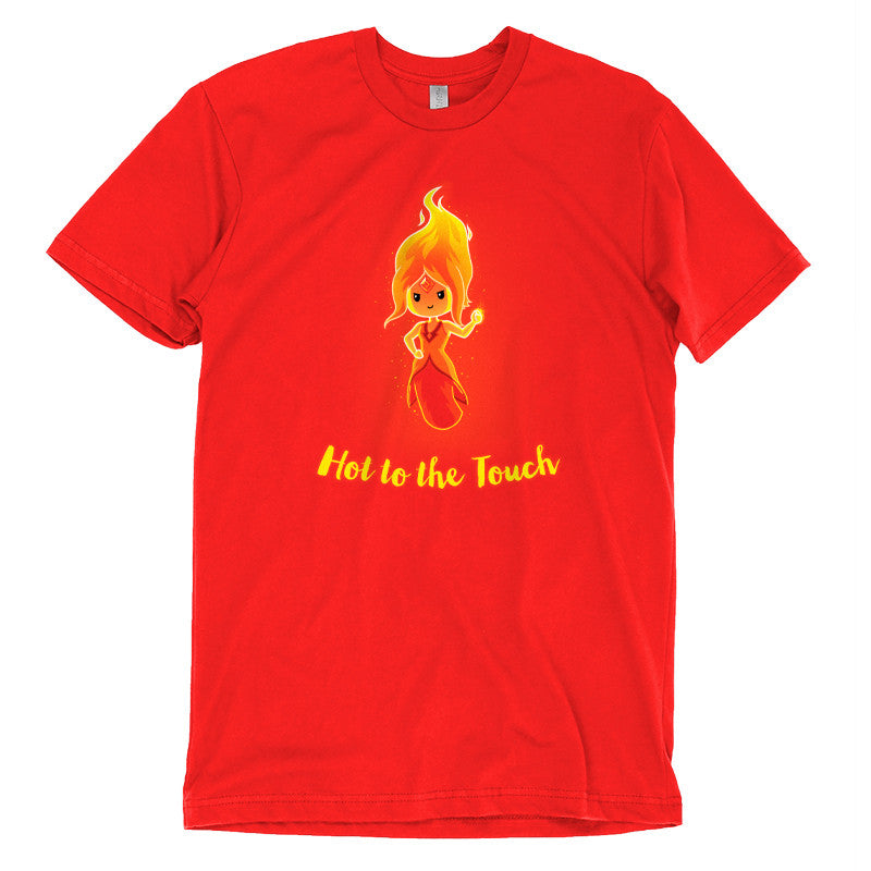 Hot to the Touch T-Shirt Adventure Time TeeTurtle