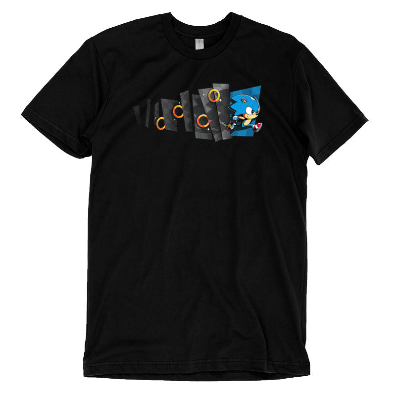 Hyperspeed T-Shirt Sega TeeTurtle