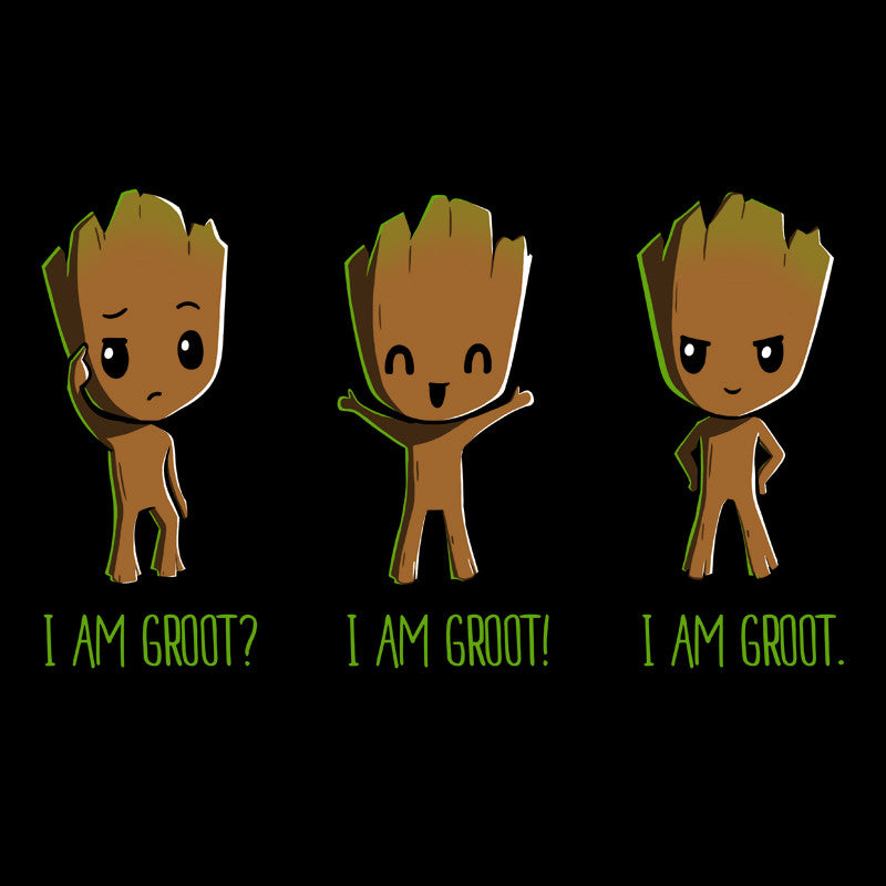 I Am Groot T Shirt Official Marvel Tee Teeturtle