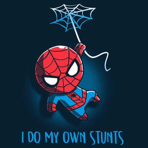 I Do My Own Stunts T-Shirt Marvel TeeTurtle