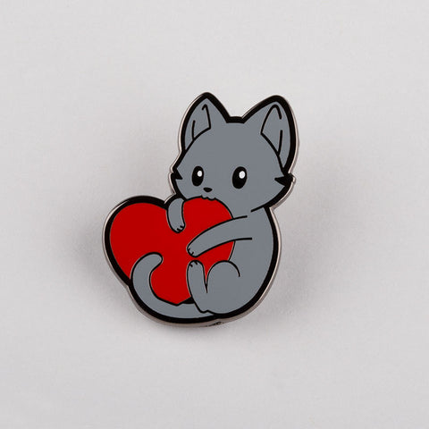I Love Mew Pin TeeTurtle