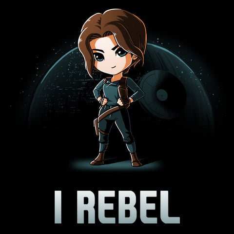 I Rebel t-shirt Star Wars TeeTurtle